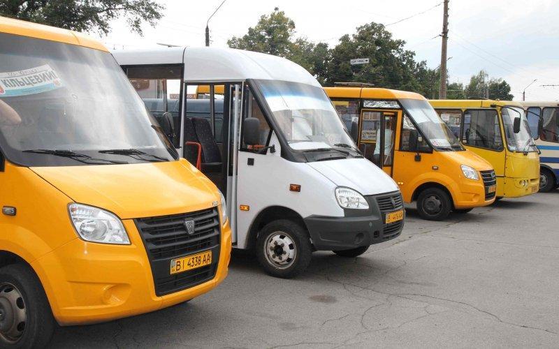 В Полтаве перевозчики объявили масштабную забастовку / фото zmist.pl.ua