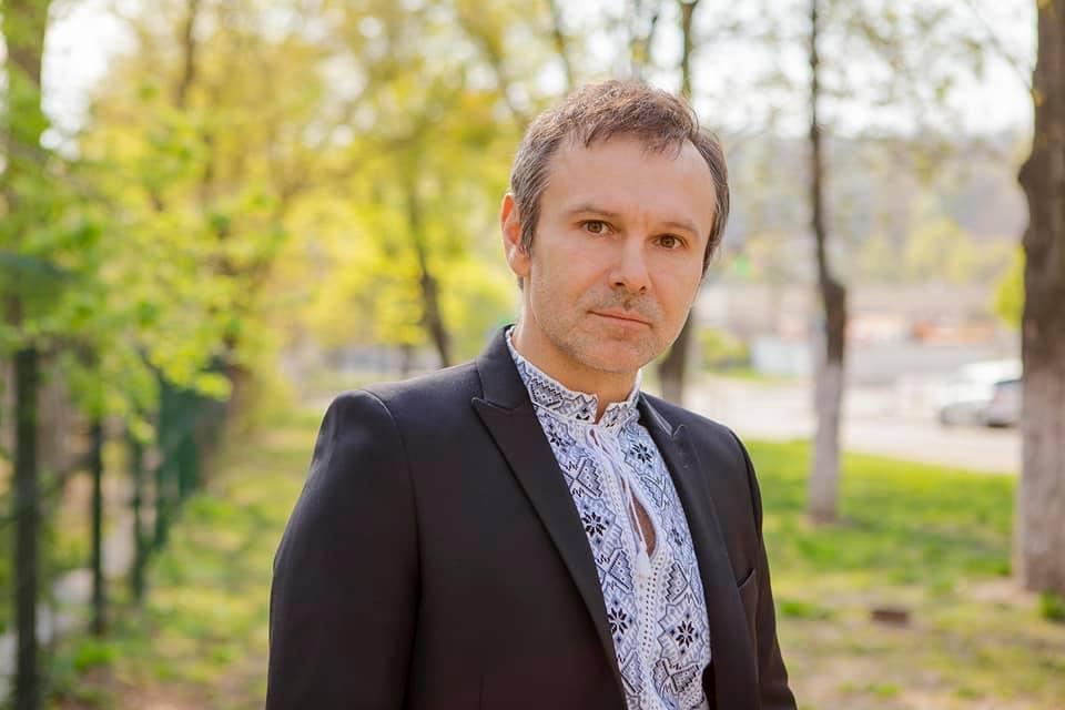 Вакарчук вважає, що у виконавчій владі він не зможе суміщати роботу з музичною діяльністю / facebook.com/sviatoslav.vakarchuk