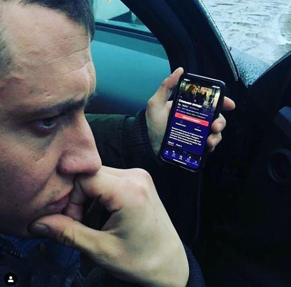 Журналисты узнали, что звезда «Мажора» не стеснялся флиртовать с коллегами на съёмках / Instagram Павел Прилучный