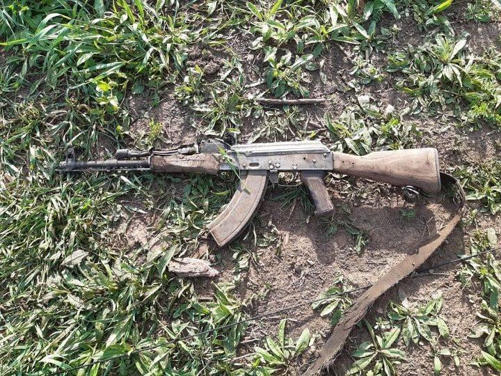 Бойовик відкривав стрілянину по бійцяхООС/ фото facebook.com/30brigade