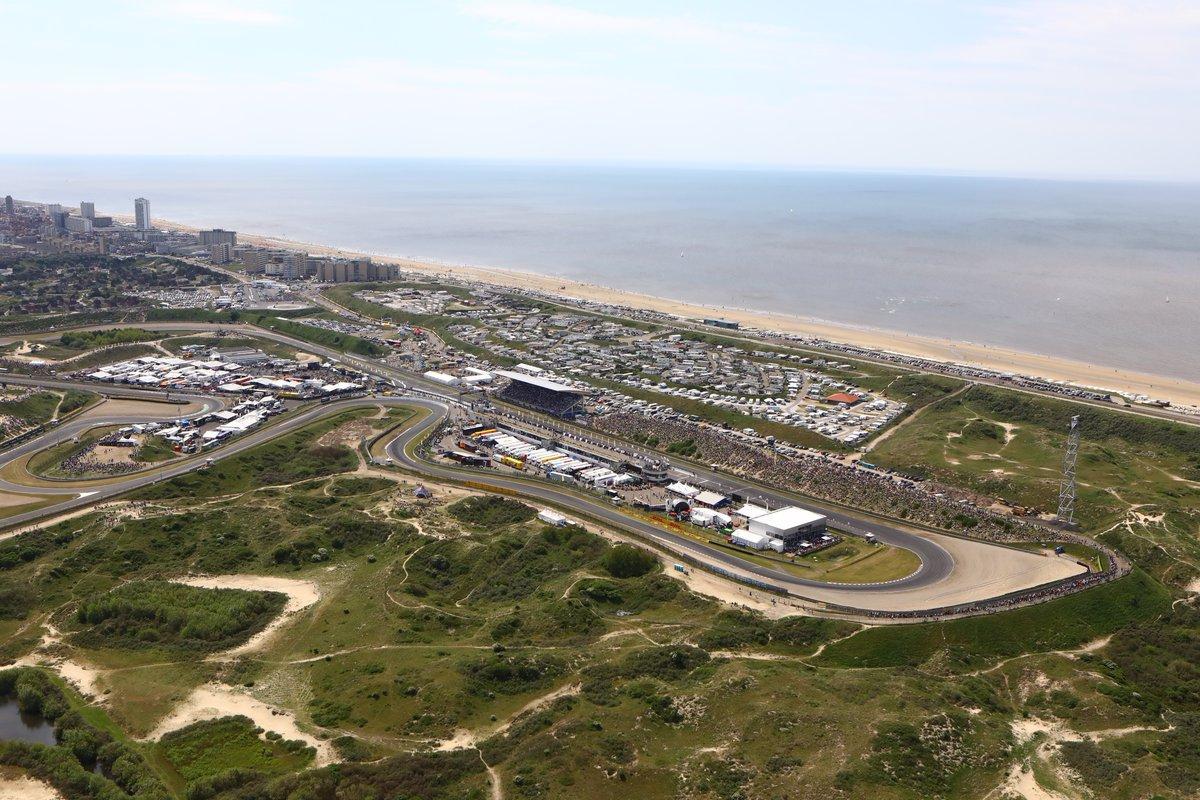 Гонка на автодроме Зандворт в Нидерландах дополнит календарь чемпионата Формулы-1 в 2020 году / twitter.com/F1