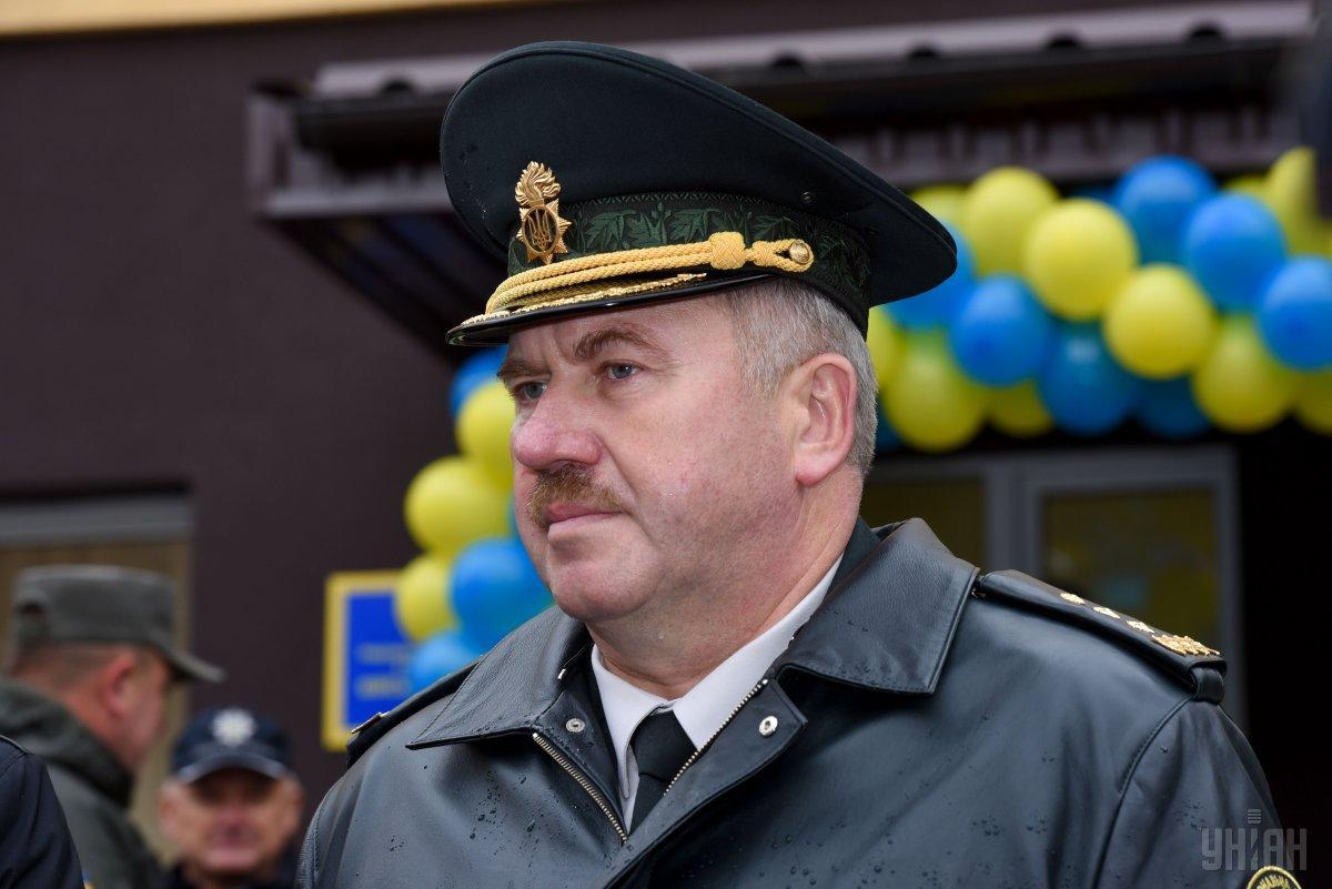 Задержан экс-командующеий Нацгвардией, сегодня ему вручат подозрение / фото УНИАН