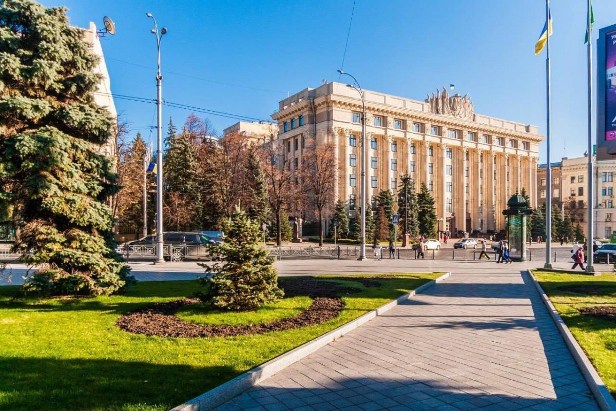 Повернення імені Жукова на мапу Харкова розгляне сесія / фото facebook.com/kharkovgovernment