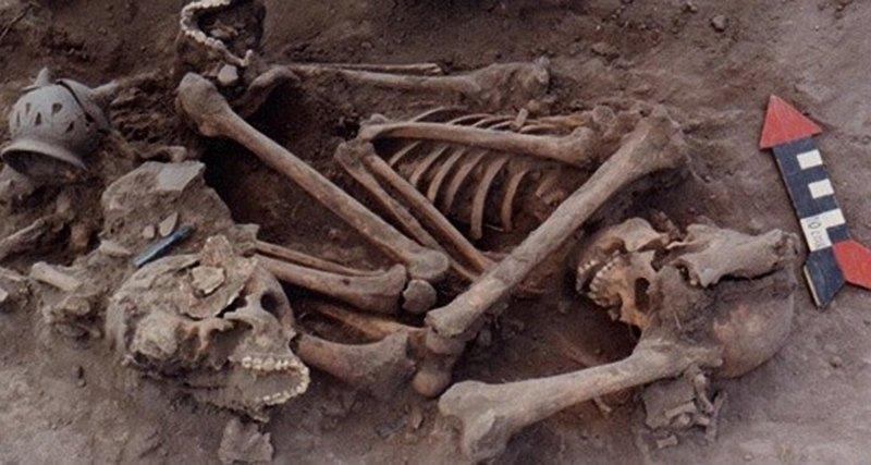 Протягом півроку ацтеки один за іншим приносили їх у жертву / фото: archaeologynewsnetwork/INAH