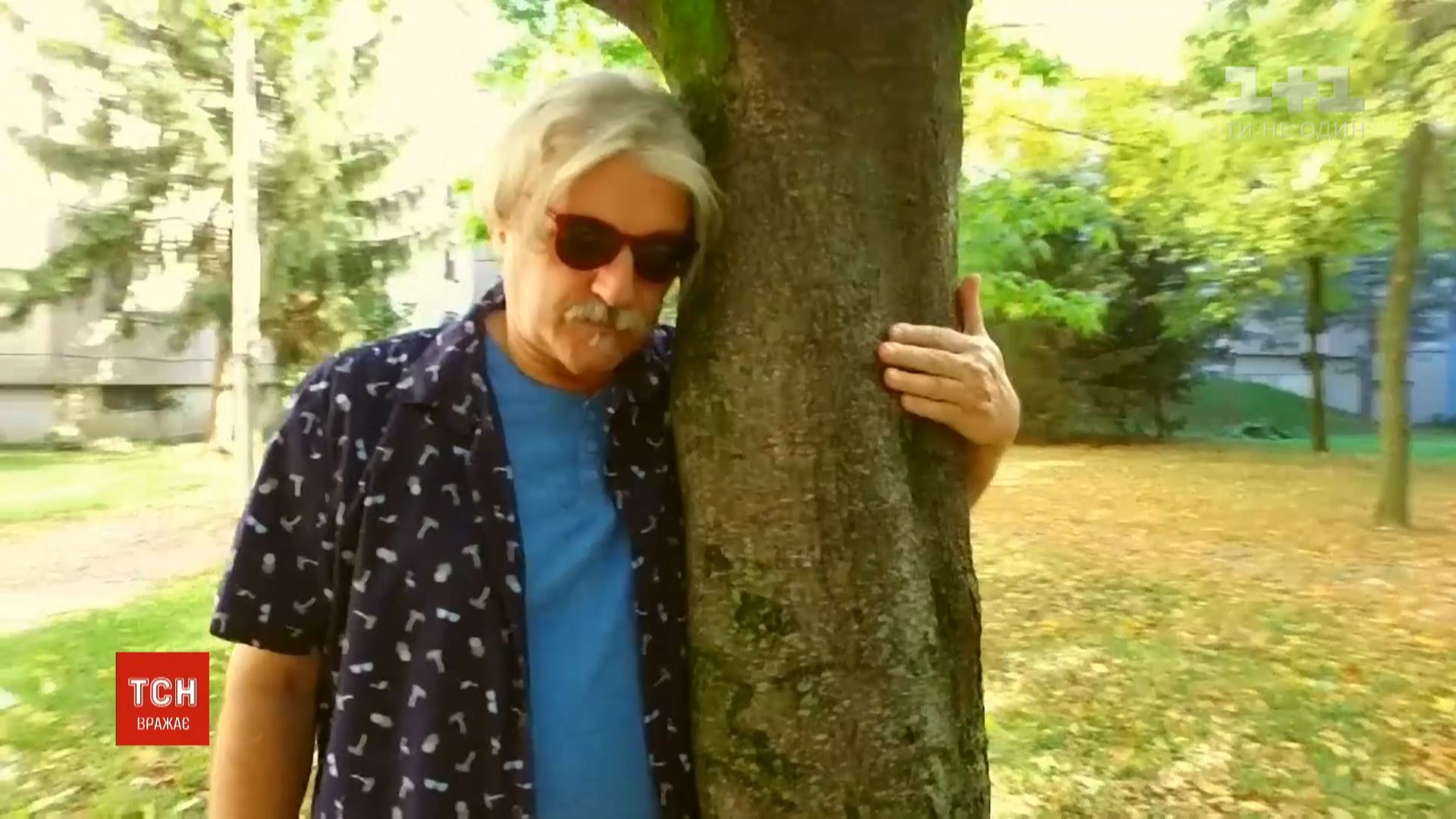 Завдяки чоловіку у міських парках з'явилося 450 дерев різних сортів