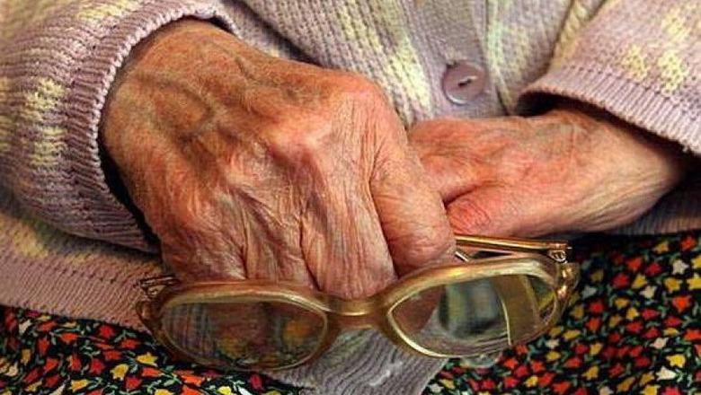 Пенсіонерка несподівано ожила