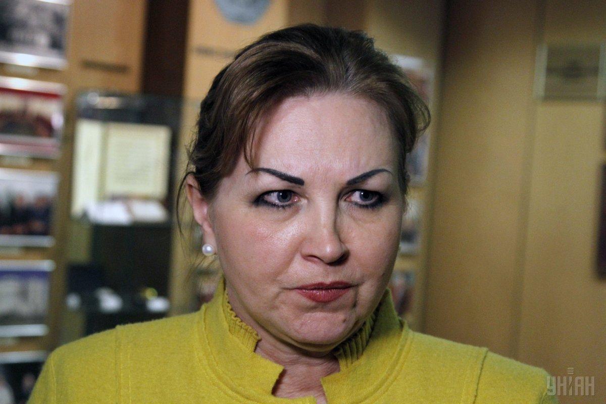 Шаптала стала судьей КС в 2010 году / фото УНИАН