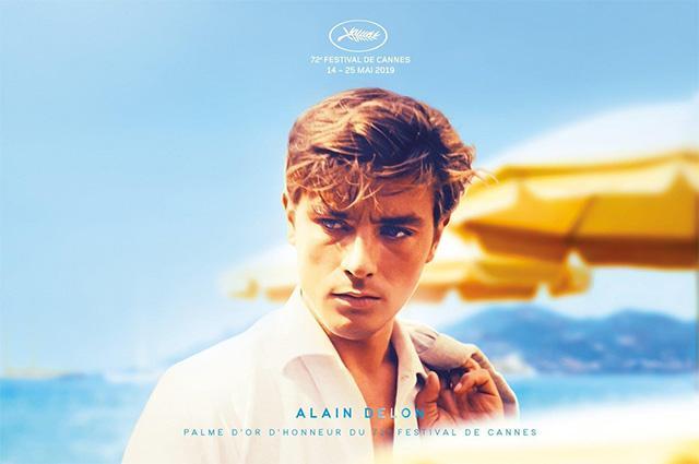 Звезду французского кино Алена Делона хотят наградить почетной «Золотой пальмовой ветвью» / Фото из открытых источников