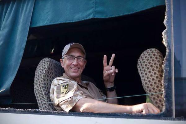 19 августа 2014 года Марк Паславский погиб в боях под Иловайском / фото: wikipedia