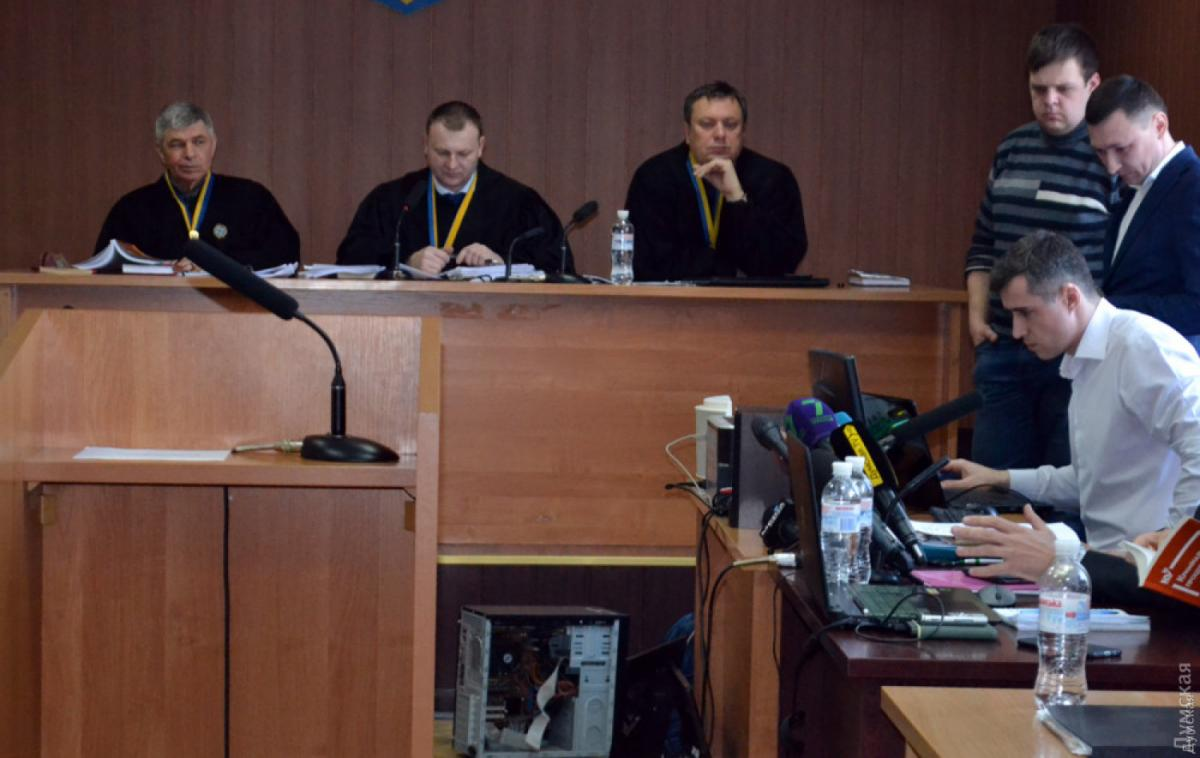 Также коллегия судей возмущена позицией самого Назара Холодницкого / фото Думская