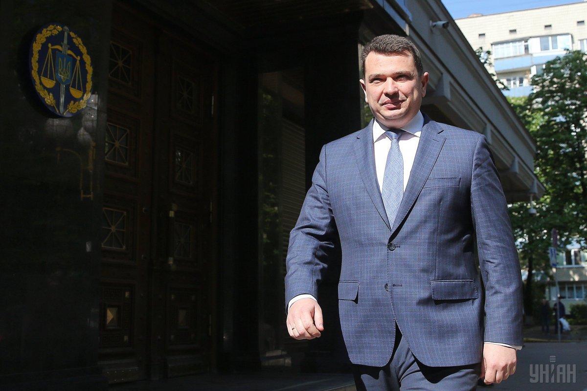 Артем Сытник назвал абсурдным иск в суд от нардепа Розенблата / фото УНИАН