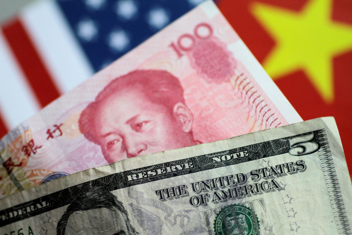 Китайская экономика вернулась к росту несмотря на коронакризис / REUTERS