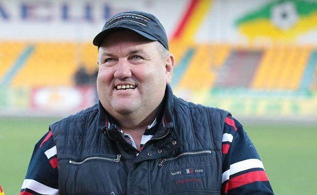 Олександр Поворознюк задоволений своєю командою / фото: ФК Інгулець