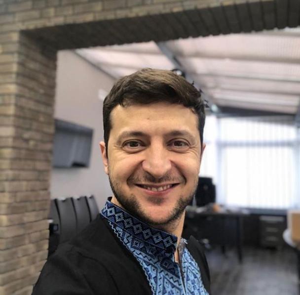 Instagram Volodymyr Zelensky