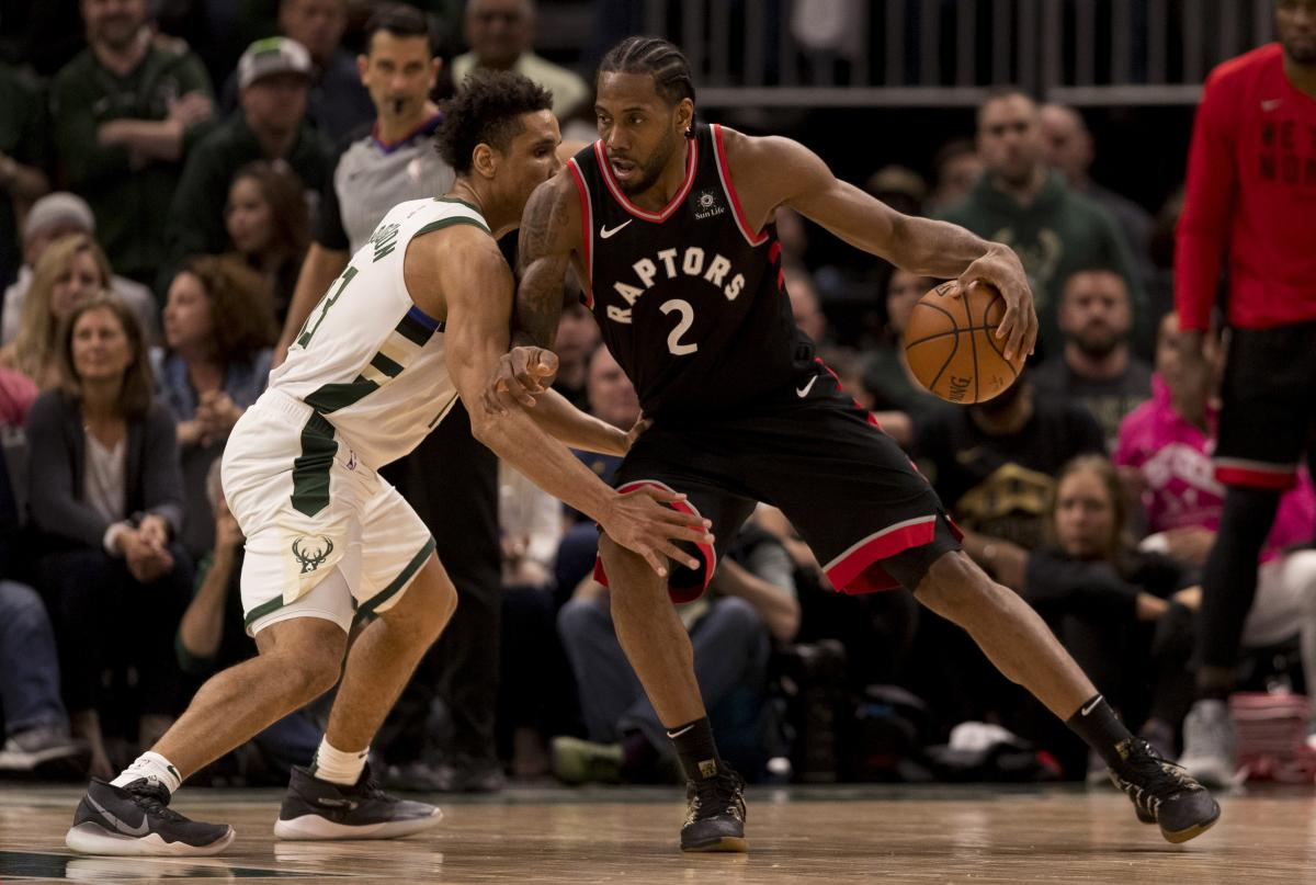 Милуоки - Торонто / REUTERS