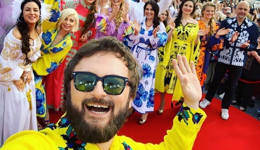 Українські зірки похвалилися вишиванками / Фото: Instagram