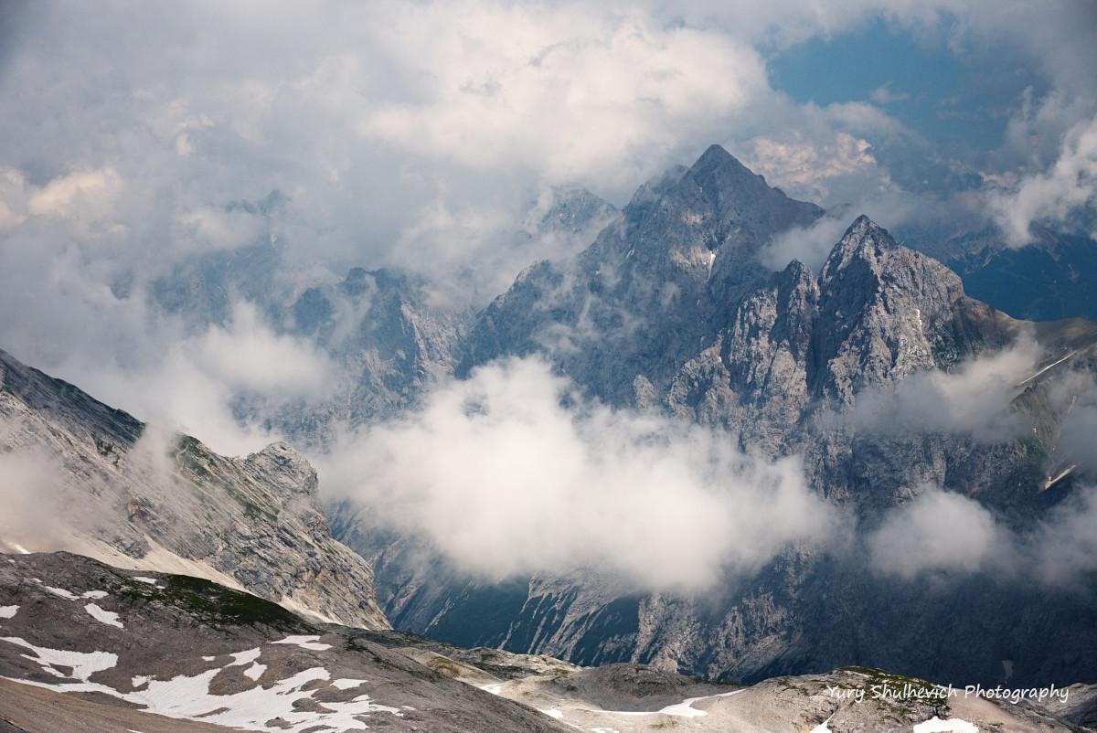 Альпи зачаровують / фото Yury Shulhevich
