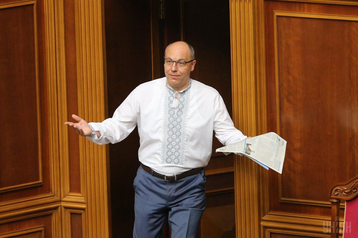 """Фракція """"Народний фронт"""" сьогодні вийшла з коаліції / фото УНІАН"""