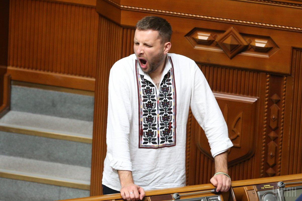 ЦИК не пустила Владимира Парасюка на выборы в Раду / фото УНИАН