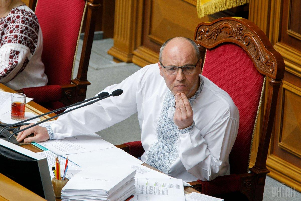 По мнению Кузьмина, Парубий превысил свои полномочия / фото УНИАН
