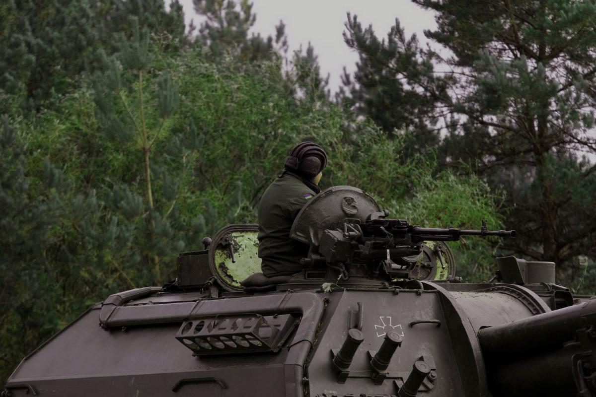На Чернігівщині розпочались тактичні навчання артилерії із бойовою стрільбою / фото mil.gov.ua