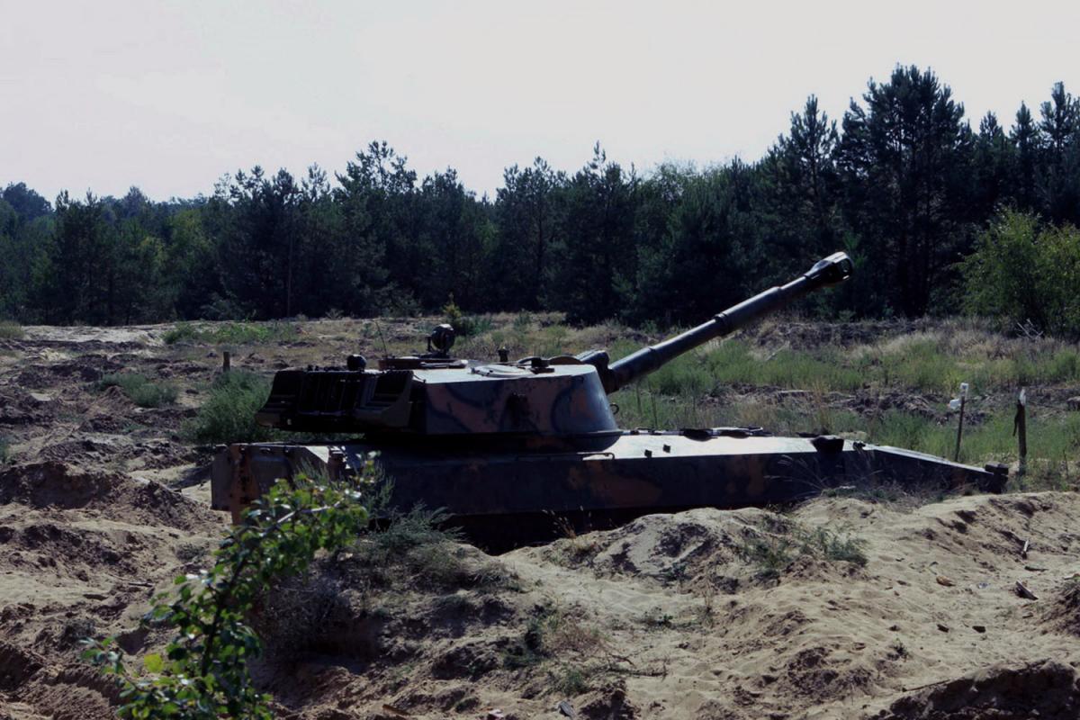 Також будуть відпрацьовані питання щодо виявлення та знищення підрозділів противника / фото mil.gov.ua