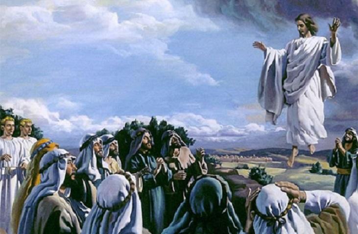 На 40-й день после воскрешения Христос вознесся на небо / фото hramkalikino.cerkov.ru