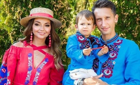 Тенісист Сергій Стаховський зі своєю сім'єю / Instagram