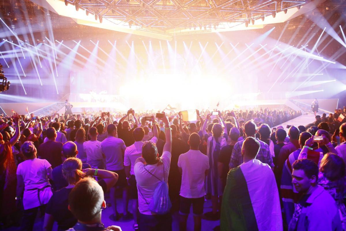 Главный фаворит Евровидения -голландец Дункан Лоуренс / фото Andres Putting/eurovision.tv