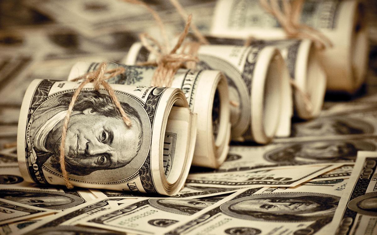 Доллар США нельзя так просто заменить/ wallpapercave.com