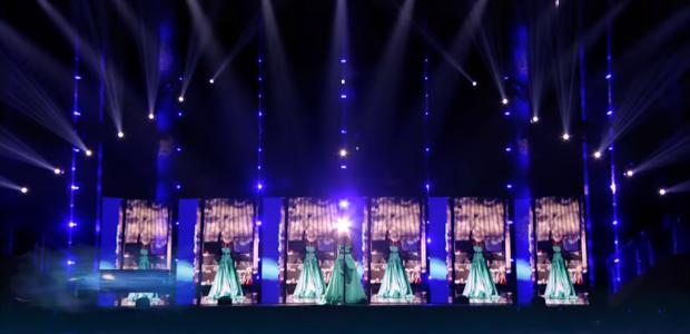 В сети высмеяли конфуз Лазарева на Евровидении-2019 / скриншот
