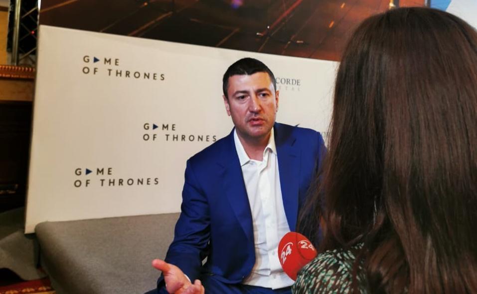 Oleg Bakhmatyuk / Photo from the press service