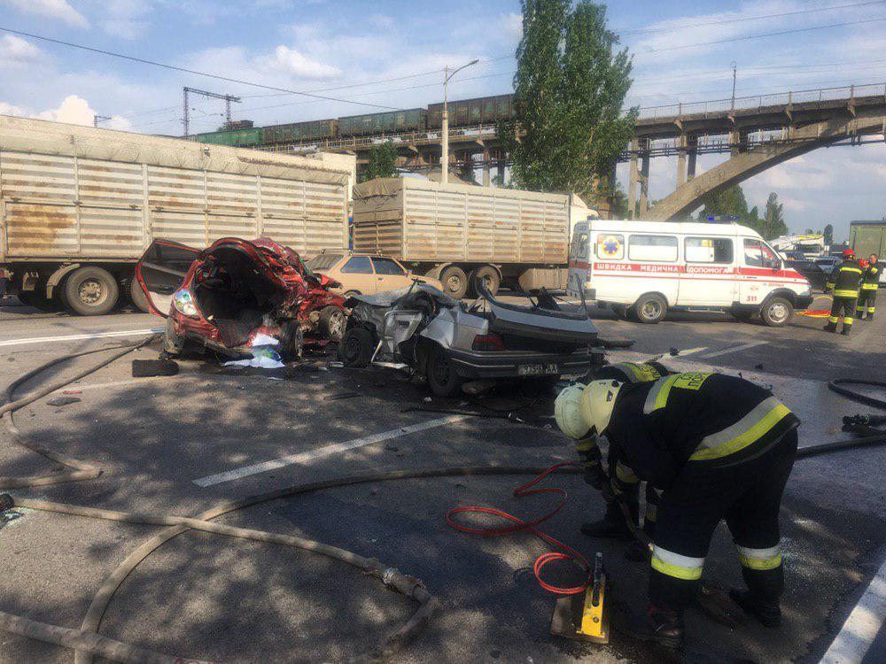 В результате аварии есть погибшие/ фото Информатор