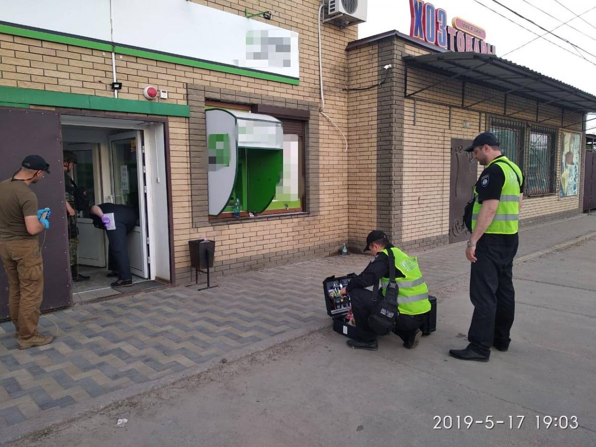Мужчина погиб на месте / фото facebook.com/policeLG