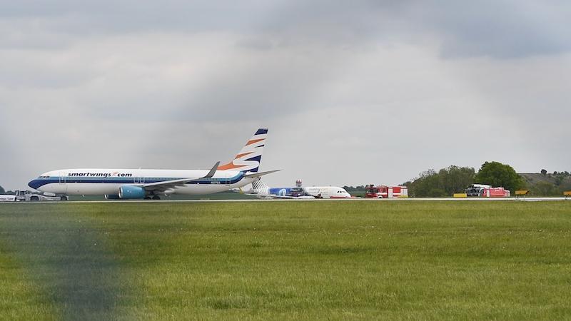 После инцидента пассажиры были вынуждены вернуться в терминал | eurointegration.com.ua