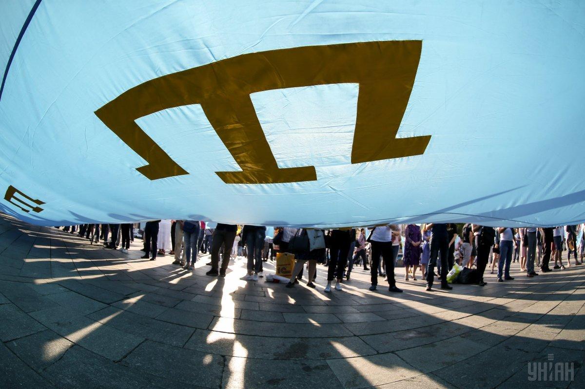 18 травня - День пам'яті жертв геноциду кримськотатарського народу / фото УНІАН