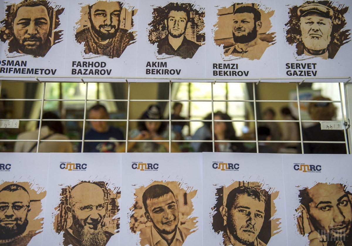 Окупанти переслідують також активістів, які фіксують незаконні обшуки у затриманих / УНІАН