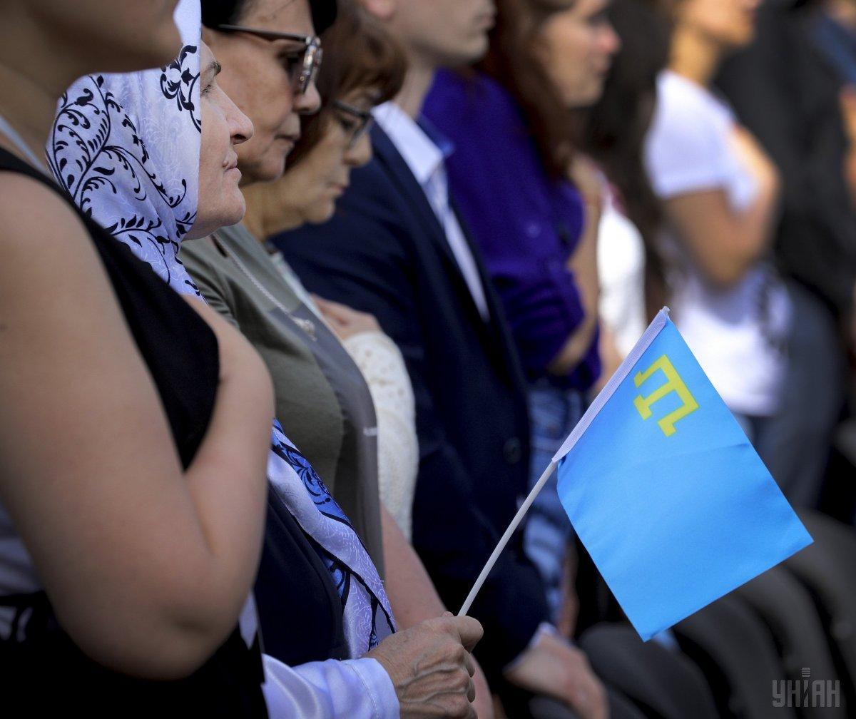 Russian-imposed authoritiesin Crimea target members of Turkic-speaking Crimean Tatars / Photo from UNIAN