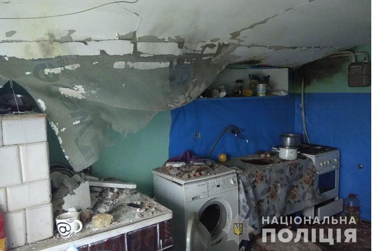 Унаслідок спричиненого кульовою блискавкою вибуху ніхто не постраждав / фото tp.npu.gov.ua