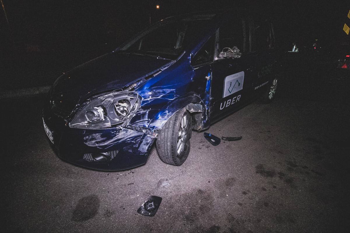 Водій визнав, що під час події перебував у стані алкогольного сп'яніння / фото: Інформатор