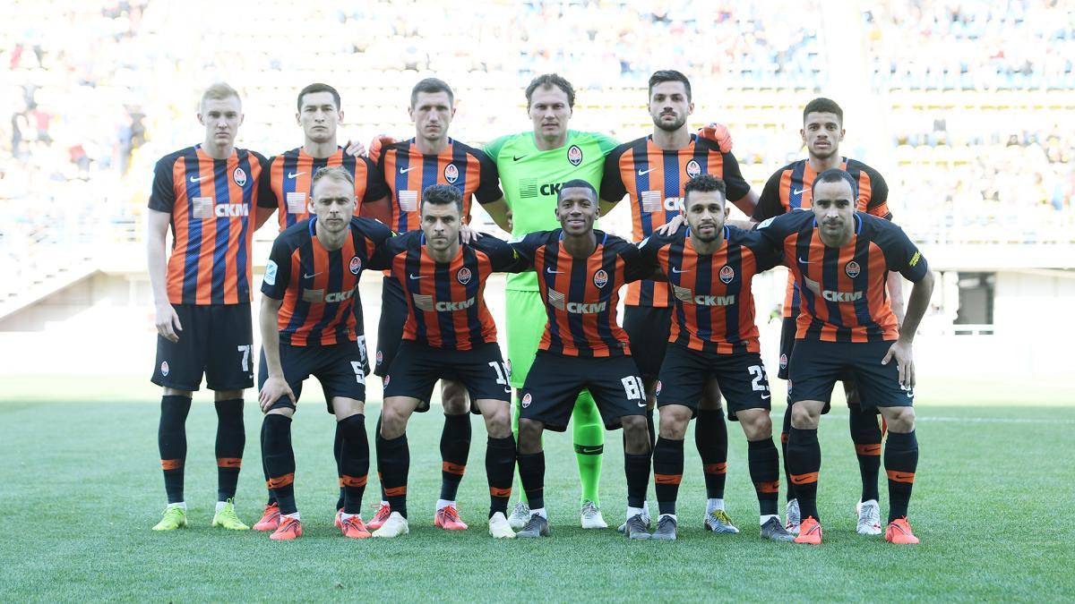 Shakhtar have won the Ukrainian Premier League 12 times / Photo fromshakhtar.com