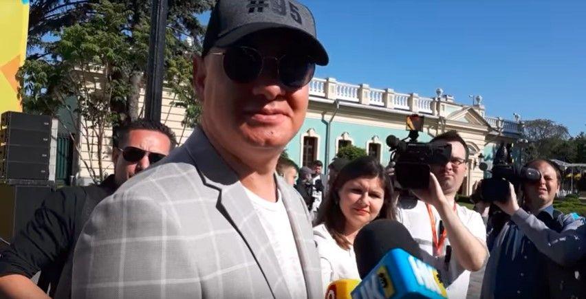 Кошевой не планирует идти в политику / скриншот видео