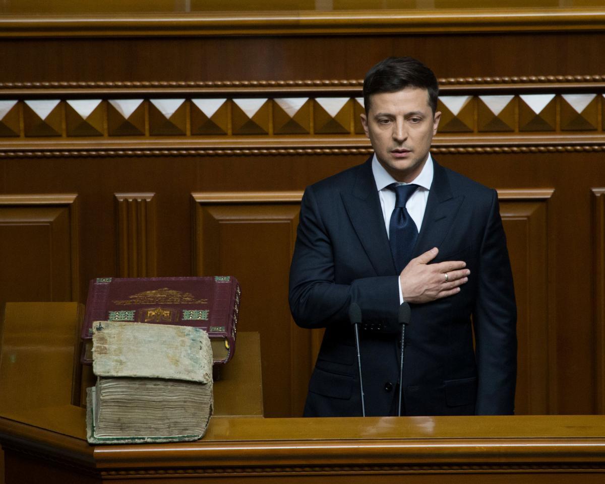 Владимир Зеленский \ REUTERS