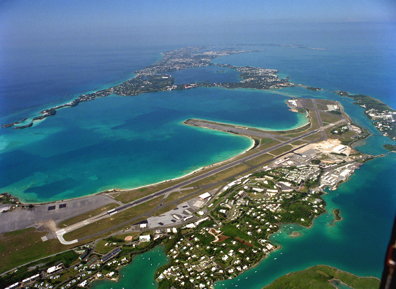 Геологи провели додатковий аналіз 800-метрового керна, отриманого на Бермудах ще у 1972 році / фото: Wikipedia