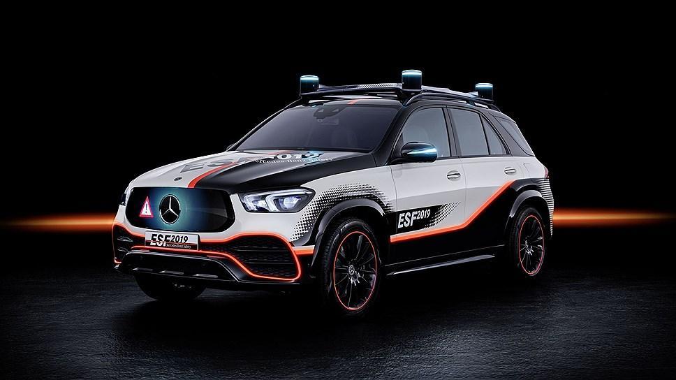 Benz представил экспериментальный прототип ESF 2019