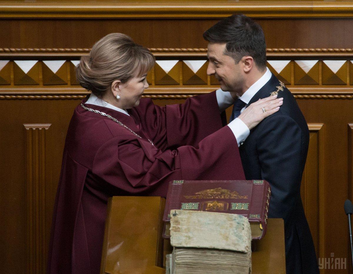 Зеленский принес присягу президента Украины\ УНИАН