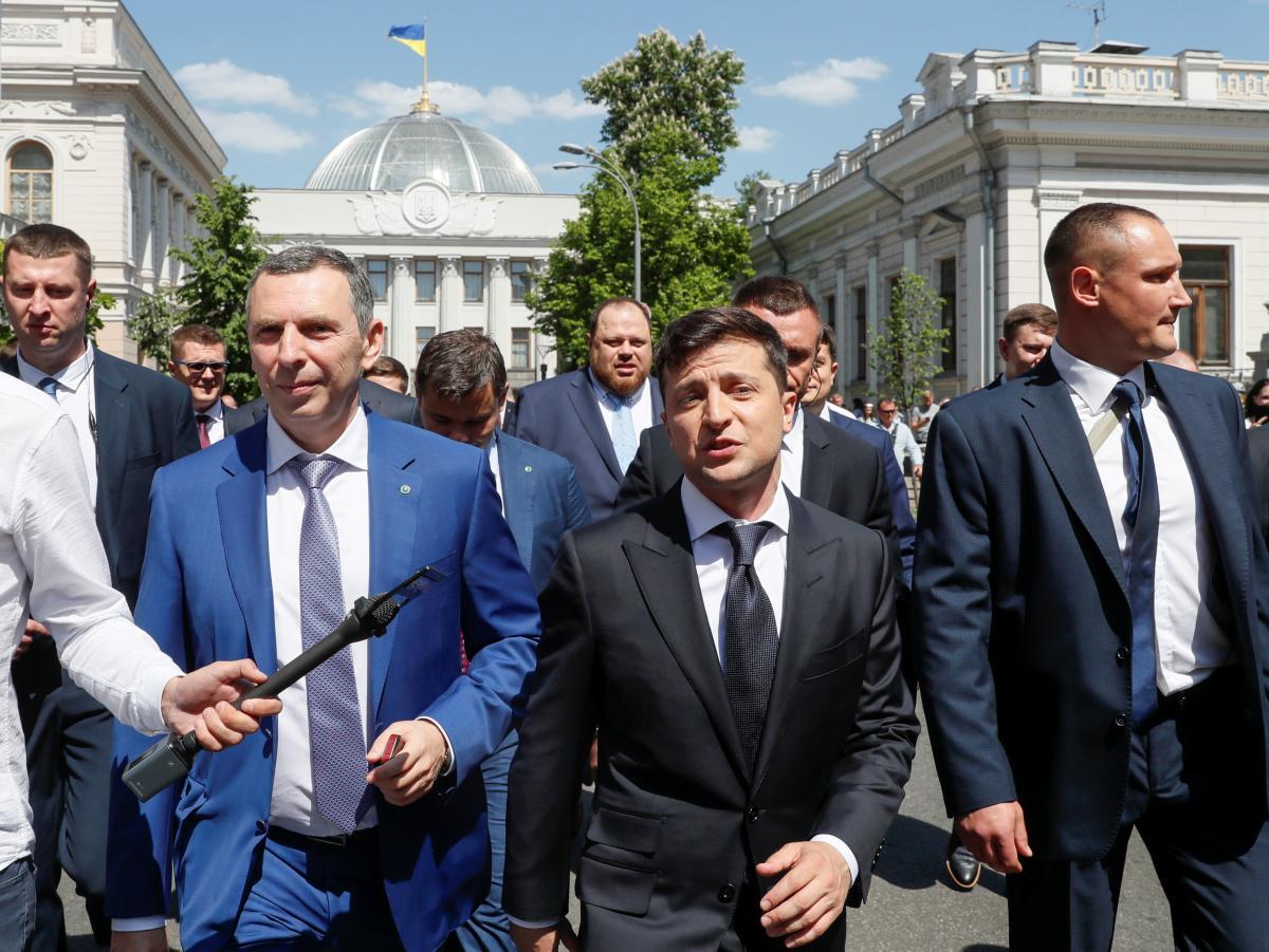 Володимир Зеленський / REUTERS