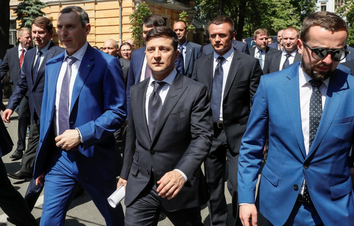Zelensky's new decision on reshuffling / REUTERS