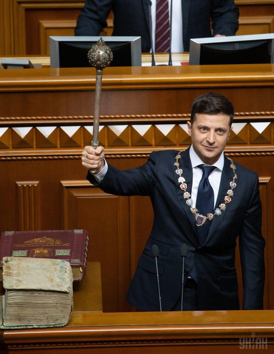 Посол Израиля в Киеве пожелал Зеленскому успехов / УНИАН
