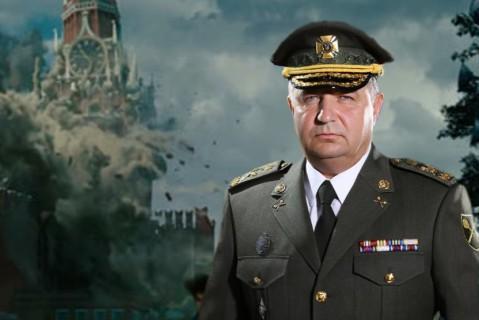Полторак отметил, что украинская армия была поднята с колен / фото: Степан Полторак/Facebook